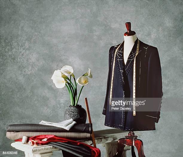 Bespoke tailors showroom