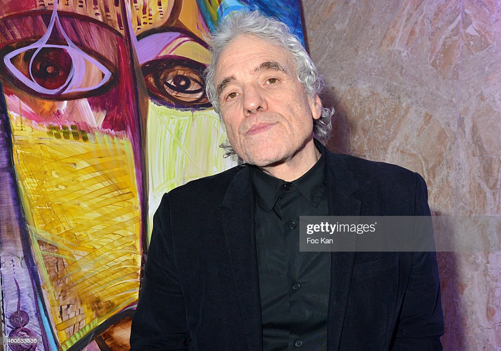 Best 2014 awarded director <a gi-track='captionPersonalityLinkClicked' href=/galleries/search?phrase=Abel+Ferrara&family=editorial&specificpeople=586297 ng-click='$event.stopPropagation()'>Abel Ferrara</a> attends 'The Best' Awards 2014 Ceremony At Salons Hoche on December 15, 2014 in Paris, France.