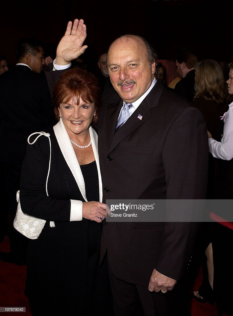 Best Actor in a Drama nominee <a gi-track='captionPersonalityLinkClicked' href=/galleries/search?phrase=Dennis+Franz&family=editorial&specificpeople=214579 ng-click='$event.stopPropagation()'>Dennis Franz</a> & wife Joanie arrive for the 53rd Annual Primetime Emmy Awards.