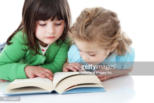 Best books for preschoolers : Stock Photo