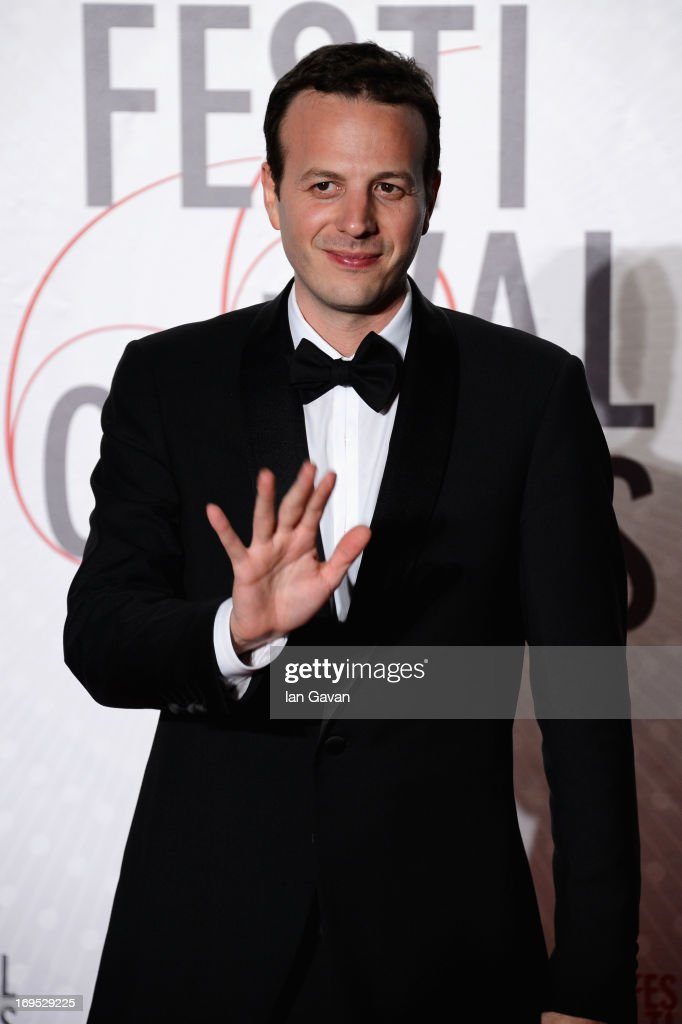 'Best director' for 'Heli' Amat Escalante attends he Palme D'Or Winners dinner during The 66th Annual Cannes Film Festival at Agora on May 26, 2013 in Cannes, France.