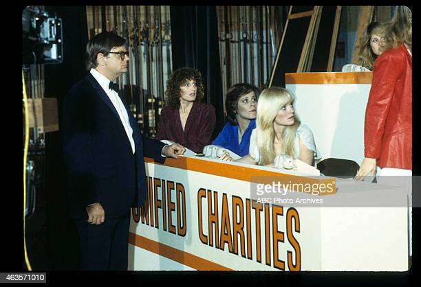 ENOUGH 'Best Little Telethon in Sacramento' Airdate March 28 1981 FOREGROUND MICHAEL GRISWOLDLAURIE WALTERSLANI O