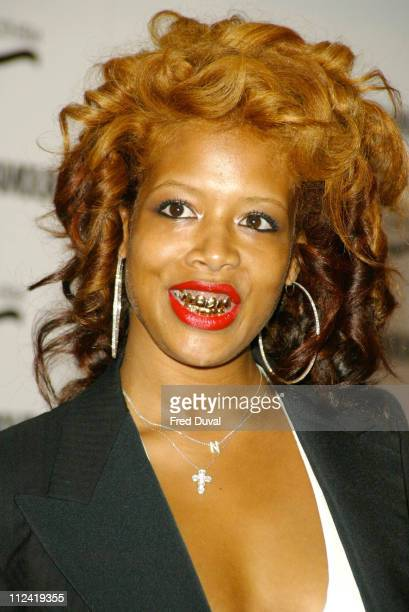 Best Solo artist Kelis during Glamour Women Of The Year Awards 2004 Arrivals at Berkley Square in London Great Britain