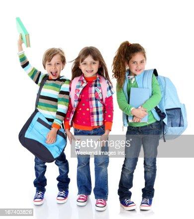 Migliori studenti : Foto stock