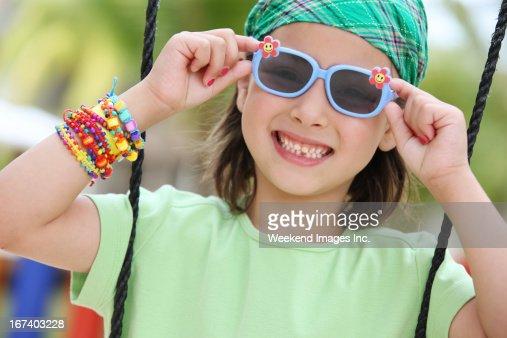 Best sunglasses : Stock Photo