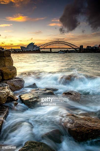 Best sunset point in Sydney.