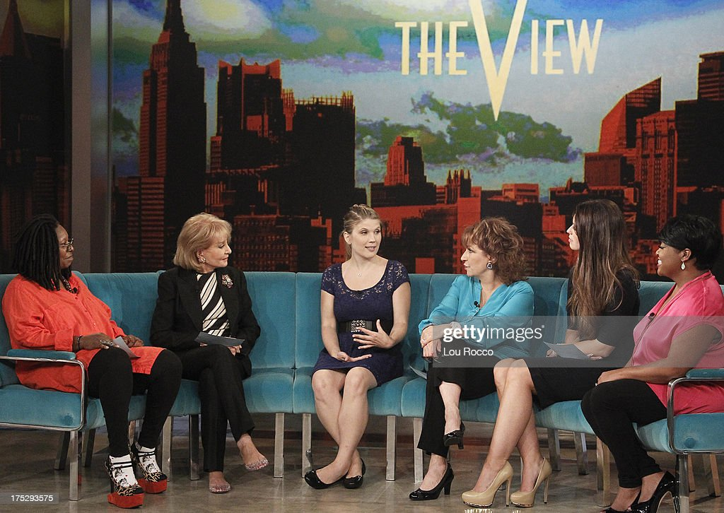 THE VIEW - Best-selling author and activist Katherine Schwarzenegger guest co-hosts today, August 1, 2013 on ABC's 'The View.' Guests include Dane Cook and Danielle Steel. 'The View' airs Monday-Friday (11:00 am-12:00 pm, ET) on the ABC Television Network. SHEPHERD