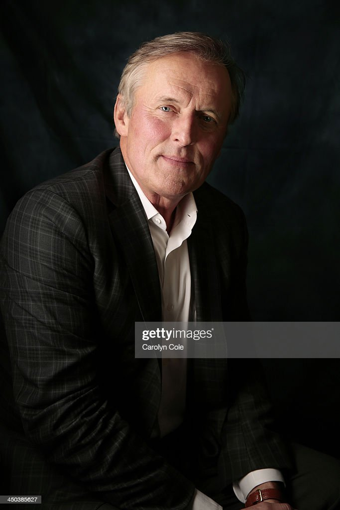 Bestselling author John Grisham is photographed for Los Angeles Times on October 22, 2013 in New York City. PUBLISHED IMAGE.
