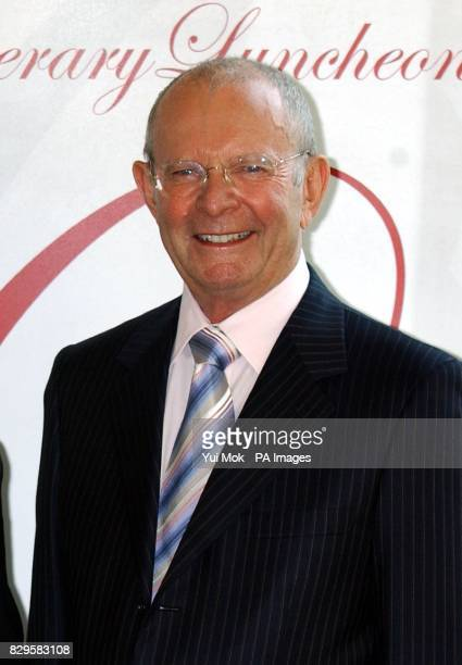 Bestselling author Wilbur Smith