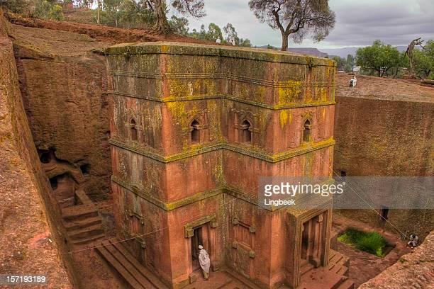 Bet Giorgis, Lalibela Etiopía