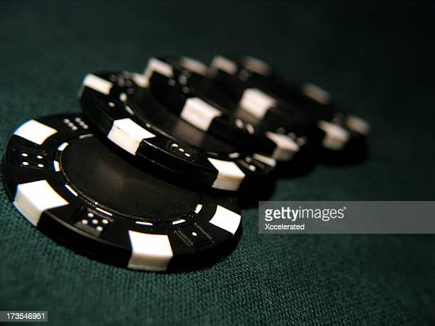 Bet of Black Chips