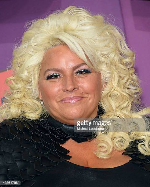 Beth Chapman attends the 2014 CMT Music awards at the Bridgestone Arena on June 4 2014 in Nashville Tennessee