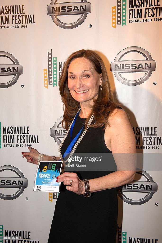<a gi-track='captionPersonalityLinkClicked' href=/galleries/search?phrase=Beth+Grant&family=editorial&specificpeople=2337985 ng-click='$event.stopPropagation()'>Beth Grant</a> attends day 3 of the 2014 Nashville Film Festival at Regal Green Hills on April 19, 2014 in Nashville, Tennessee.