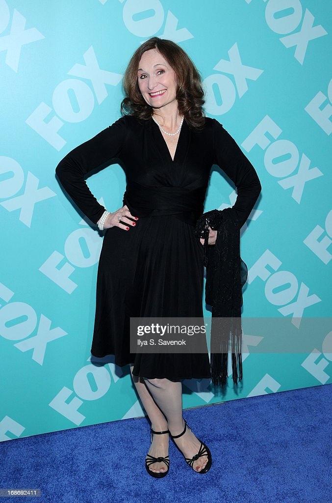 Beth Grant attends FOX 2103 Programming Presentation Post-Party at Wollman Rink - Central Park on May 13, 2013 in New York City.