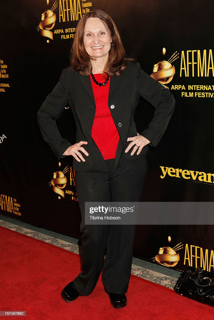 Beth Grant attends the Arpa International Film Festival closing night gala at Sheraton Hotel on December 2, 2012 in Universal City, California.