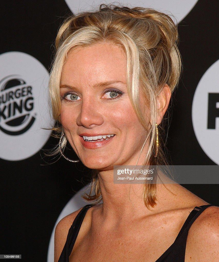 Beth Littleford during FOX New Season Launch Party at 2030 Barnard Way in Santa Monica California United States