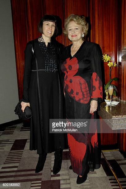 Beth Miller and Elizabeth Scott attend SOANE FOUNDATION Goes Thoroughly Modern at Rainbow Room on April 23 2008 in New York City