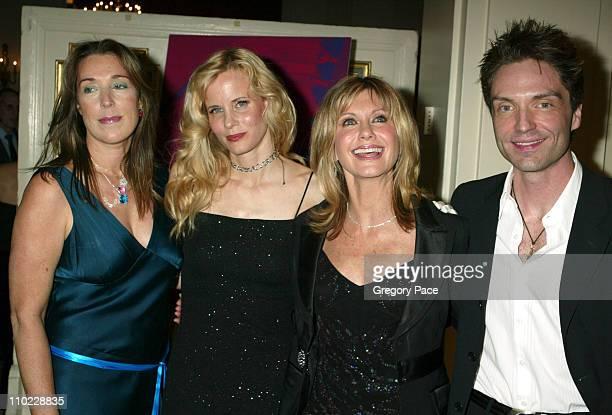 Beth Nielsen Chapman Lori Singer Olivia NewtonJohn and Richard Marx