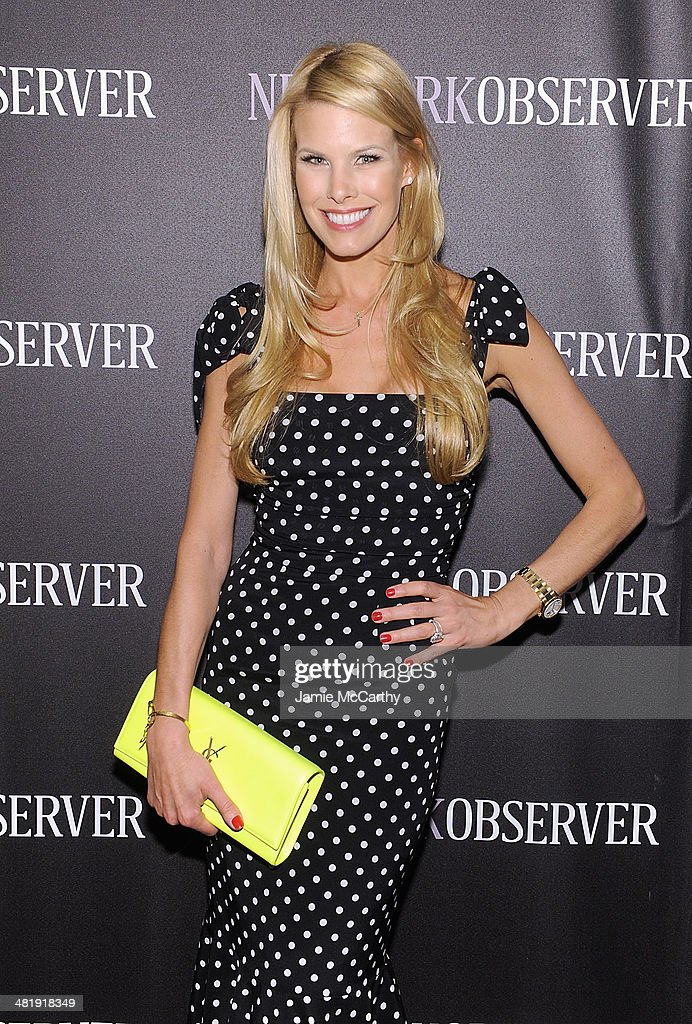 Beth Ostrosky Stern attends The New York Observer Relaunch Event on April 1, 2014 in New York City.