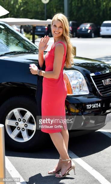 Beth Ostrosky Stern is seen on June 09 2014 in Los Angeles California