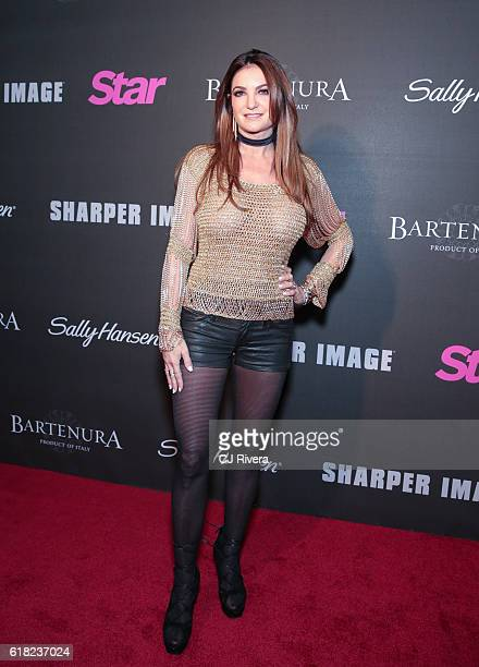 Beth Shak attends the Star's Scene Stealers event at Kola House on October 25 2016 in New York City