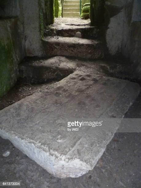 Beth She'arim, A vandalized catacomb