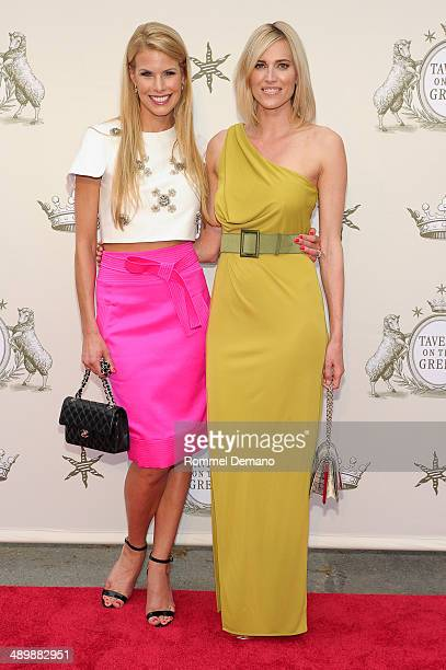 Beth Stern and Kristen Taekman attend the Tavern on the Green Grand Opening Gala on May 12 2014 in New York City