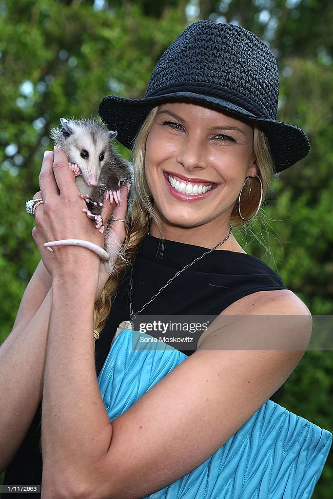 Beth Stern attends Get Wild Event Benefiting Evelyn Alexander Wildlife Rescue Center at Private Residence on June 22, 2013 in Southampton, New York.