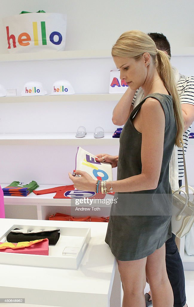 Beth Stern attends Hamptons Magazine celebrates The New Lisa Perry store on June 14, 2014 in East Hampton, New York.