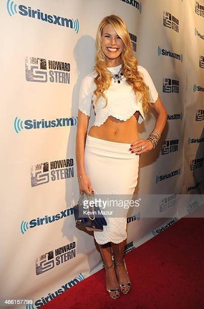 Beth Stern attends 'Howard Stern's Birthday Bash' Presented By SiriusXM Produced By Howard Stern Productions at Hammerstein Ballroom on January 31...