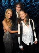 Beth Stern Howard Stern and Steven Tyler attend 'Howard Stern's Birthday Bash' presented by SiriusXM produced by Howard Stern Productions at...