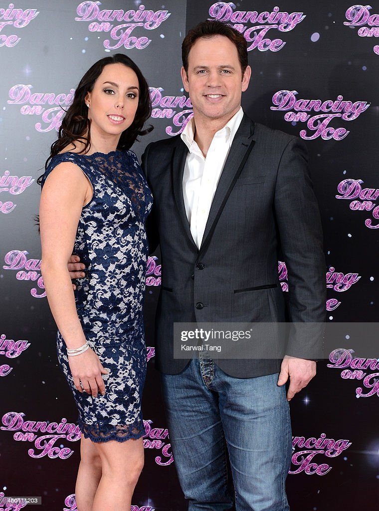 <a gi-track='captionPersonalityLinkClicked' href=/galleries/search?phrase=Beth+Tweddle&family=editorial&specificpeople=804240 ng-click='$event.stopPropagation()'>Beth Tweddle</a> and <a gi-track='captionPersonalityLinkClicked' href=/galleries/search?phrase=Kyran+Bracken&family=editorial&specificpeople=664197 ng-click='$event.stopPropagation()'>Kyran Bracken</a> attend the series launch photocall for 'Dancing on Ice' held at the London Studios on January 2, 2014 in London, England.
