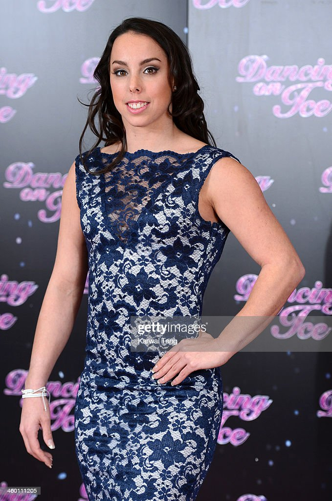 <a gi-track='captionPersonalityLinkClicked' href=/galleries/search?phrase=Beth+Tweddle&family=editorial&specificpeople=804240 ng-click='$event.stopPropagation()'>Beth Tweddle</a> attends the series launch photocall for 'Dancing on Ice' held at the London Studios on January 2, 2014 in London, England.