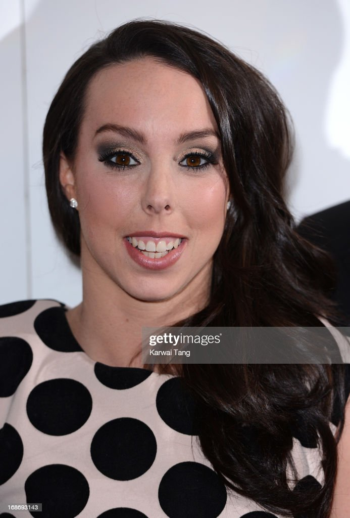 Beth Tweddle attends the Sony Radio Academy Awards at The Grosvenor House Hotel on May 13, 2013 in London, England.