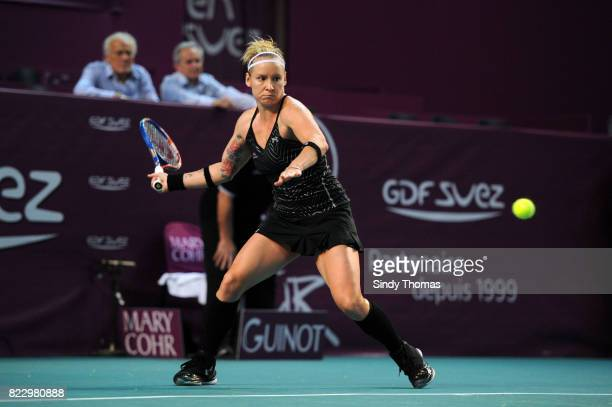 Bethanie Mattek Sands Open GDF suez Paris 2011 2eme Tour