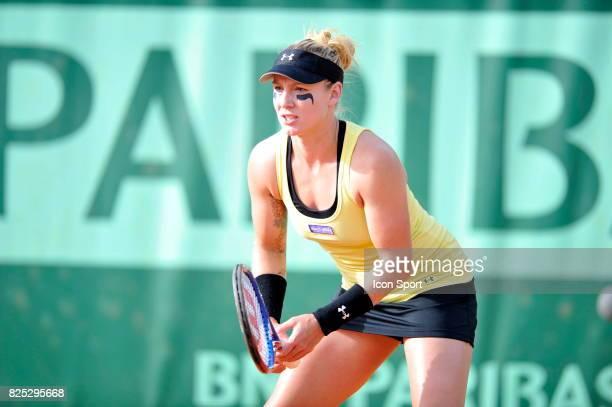 Bethanie MATTEK SANDS Roland Garros 2011 Paris