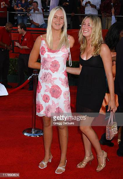 Bethany Hamilton during 2004 ESPY Awards Arrivals at Kodak Theatre in Hollywood California United States