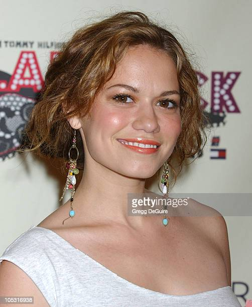 Bethany Joy Lenz during 11th Annual Race To Erase MS Gala Arrivals at The Westin Century Plaza Hotel in Los Angeles California United States