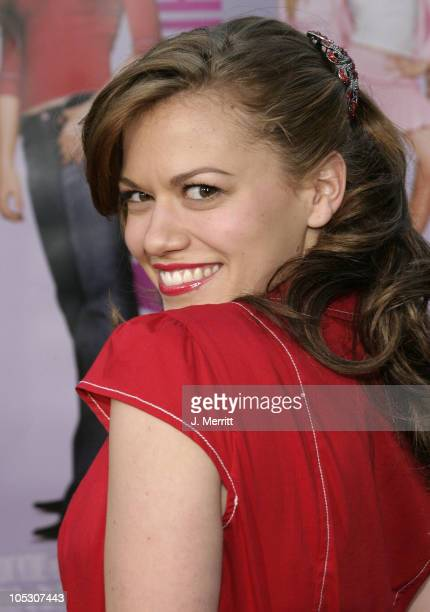 Bethany Joy Lenz during 'Mean Girls' Los Angeles Premiere at Cinerama Dome in Hollywood California United States