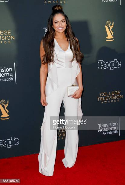 Bethany Mota attends the 38th College Television Awards at Wolf Theatre on May 24 2017 in North Hollywood California