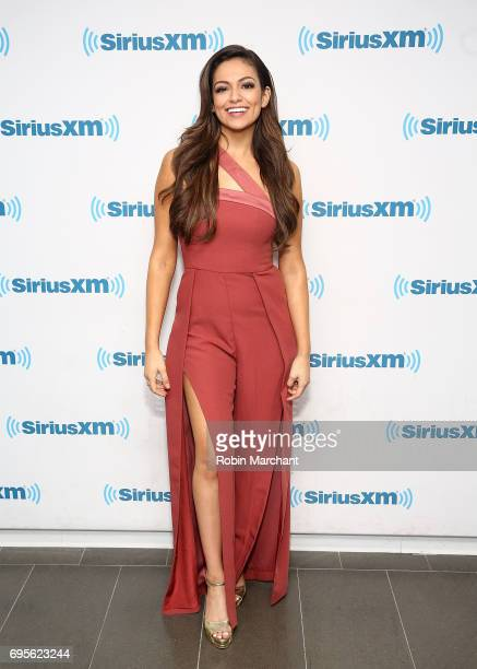 Bethany Mota visits at SiriusXM Studios on June 13 2017 in New York City