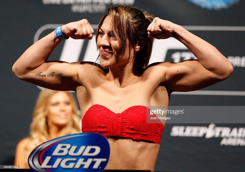 UFC 177 Weigh-in