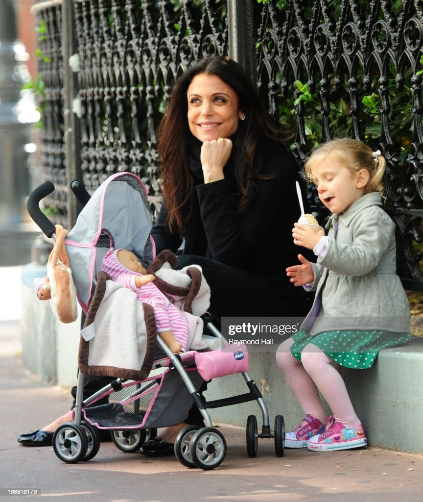 <a gi-track='captionPersonalityLinkClicked' href=/galleries/search?phrase=Bethenny+Frankel&family=editorial&specificpeople=873539 ng-click='$event.stopPropagation()'>Bethenny Frankel</a> and <a gi-track='captionPersonalityLinkClicked' href=/galleries/search?phrase=Bryn+Hoppy&family=editorial&specificpeople=7418444 ng-click='$event.stopPropagation()'>Bryn Hoppy</a> are seen in Soho on on May 15, 2013 in New York City.