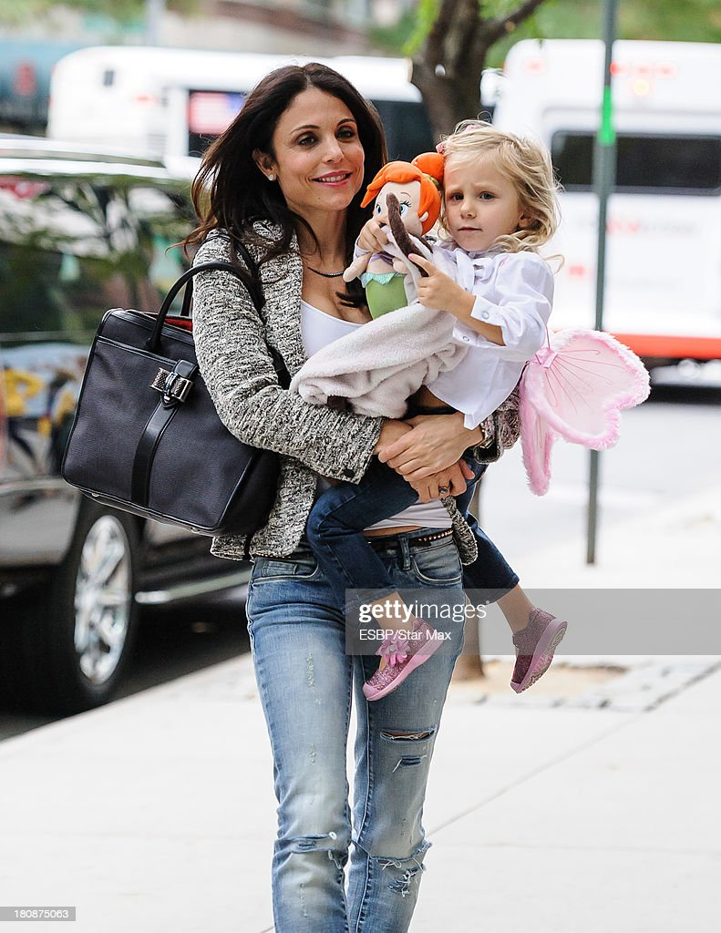 <a gi-track='captionPersonalityLinkClicked' href=/galleries/search?phrase=Bethenny+Frankel&family=editorial&specificpeople=873539 ng-click='$event.stopPropagation()'>Bethenny Frankel</a> and <a gi-track='captionPersonalityLinkClicked' href=/galleries/search?phrase=Bryn+Hoppy&family=editorial&specificpeople=7418444 ng-click='$event.stopPropagation()'>Bryn Hoppy</a> are seen on September 16, 2013 in New York City.