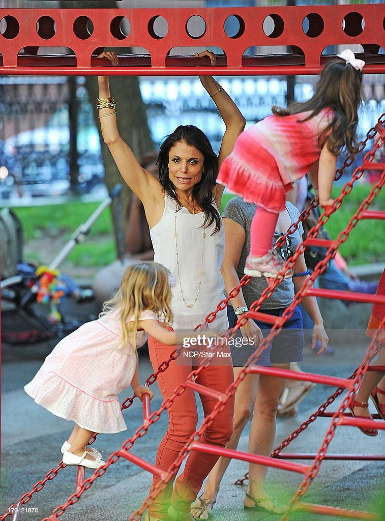 <a gi-track='captionPersonalityLinkClicked' href=/galleries/search?phrase=Bethenny+Frankel&family=editorial&specificpeople=873539 ng-click='$event.stopPropagation()'>Bethenny Frankel</a> and <a gi-track='captionPersonalityLinkClicked' href=/galleries/search?phrase=Bryn+Hoppy&family=editorial&specificpeople=7418444 ng-click='$event.stopPropagation()'>Bryn Hoppy</a> as seen on June 12, 2013 in New York City.