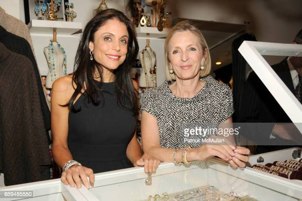 Bethenny Frankel and Nathalie Calousdian attend VAHAN Jewelry Fall 2009 Collection Preview at Jennifer Miller NYC at Jennifer Miller on September 29...