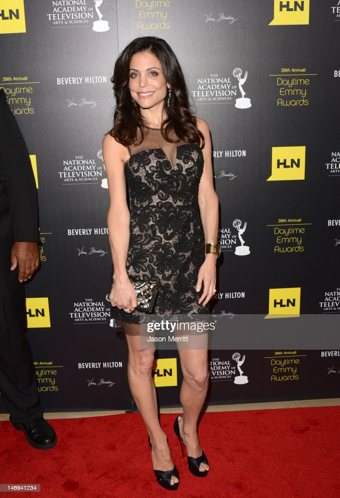 Bethenny Frankel arrives at The 39th Annual Daytime Emmy Awards broadcasted on HLN held at The Beverly Hilton Hotel on June 23, 2012 in Beverly Hills, California. (Photo by Jason Merritt/WireImage) 22542_002_JM_1879.JPG