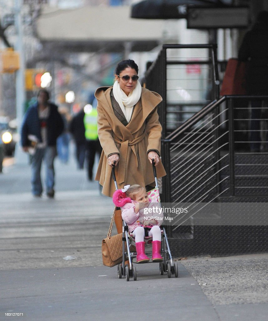 Bethenny Frankel as seen on March 4, 2013 in New York City.