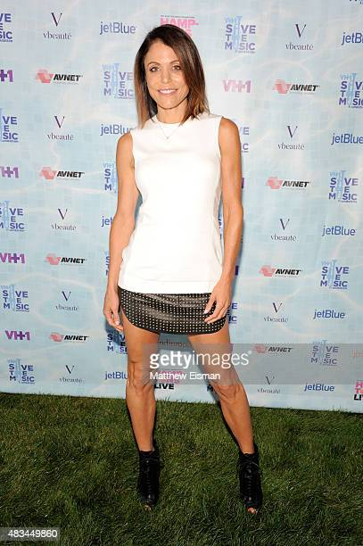 Bethenny Frankel at VH1 Save The Music Foundation's 'Hamptons Live' benefit hosted by Billy and Julie Macklowe at a private estate in Sagaponack NY...