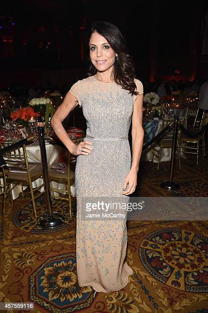 Bethenny Frankel attends Angel Ball 2014 hosted by Gabrielle's Angel Foundation at Cipriani Wall Street on October 20 2014 in New York City